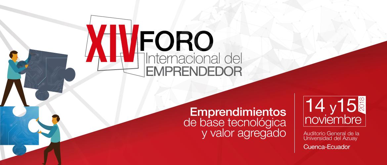 Foro Internacional del Emprendedor